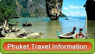 Phuket Golf Travel Information